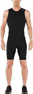 2XU Men's Active Trisuit - Black/Black