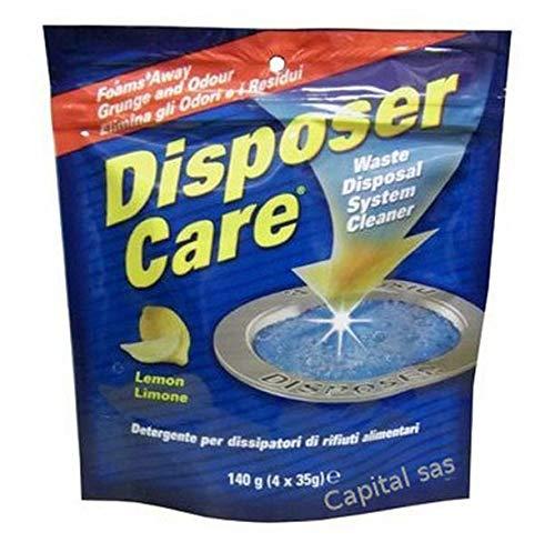 DISPOSER CARE pulizia e disinfezione tritarifiuti dissipatori alimentari per cucina
