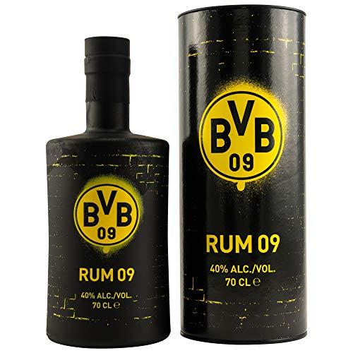 BVB 09 BORUSSIA DORTMUND - RUM 09 - DOMINICAN REPUBLIC - 40% vol 1x0,70L