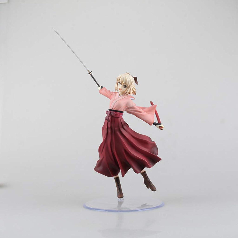 alta calidad LFOZ Estatua de Juguete Modelo de Juguete Regalo de Personaje Personaje Personaje de Dibujos Animados Decoración   18CM  envio rapido a ti