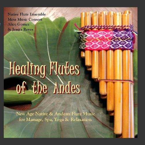 Price comparison product image Healing Flutes of the Andes (Native American Flute & Andean Panpipes for Massage,  Yoga,  Spas & Relaxation)