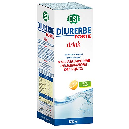 Diurerbe Forte Drink, Limone - 500 ml