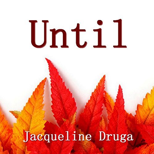 Until audiobook cover art