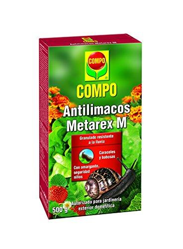 Compo 2292502011 Antilimacos 500 G, 20.5x11.5x3.8 cm