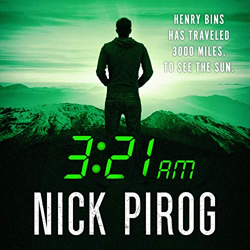 3:21 a.m. Audiobook By Nick Pirog cover art