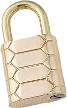 Kleine hangslot Nieuw/Zinklegering/Turtle Shell Lock/Light Gold Small Hangslot-1 STUK