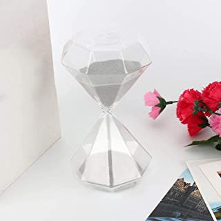 Sand Clock, Hourglass Timer, 15 Minutes Cooking Reading for Home for Office