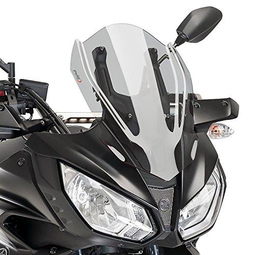 Racingscheibe für Yamaha MT-07 Tracer 16-19 rauchgrau Puig 9211h