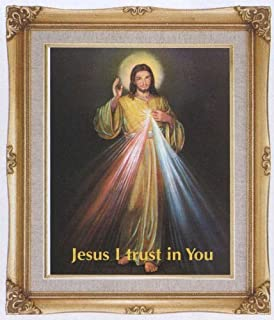 The Divine Mercy in English Framed Art, 16