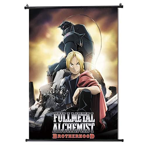 Fullmetal Alchemist Brotherhood Japan Anime Poster di scorrimento Formato 30x45cm (12 x 18 in)