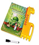 Salamstore: Learning Quran Machine - Muslim Islamic Quran Learning Tablet, E-Book Drawing Pad Musical Toy Kids' Learning Arabic/ English,Educational Toy for Child Development,Learn Numbers!
