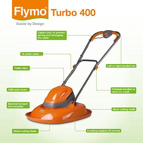Flymo TurboLite 400