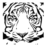 Envoltura de pan de tigre de cera, hecho a mano, vegano, 50 cm x 50 cm