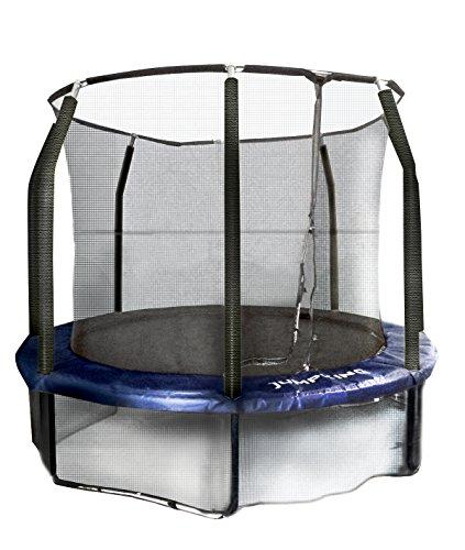Trampolino Tappeto Elastico 243 cm Jumpking Professional 8 FT - Diametro: 243 cm