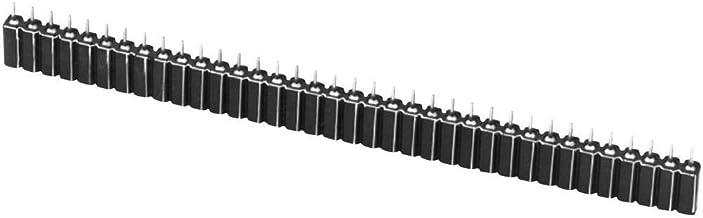 TRU COMPONENTS Buchsenleiste (Präzision) Anzahl Reihen: 1 Polzahl je Reihe: 20 TC-0306-020-1-50-00 1 St.