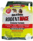 Nature's Mace Rodent Repellent 2.5lb / Covers 440 Sq. Ft. / Repel Mice & Rats/Keep mice, Rats & Rodents Out of Home, Garage, attic, and Crawl Space/Safe to use Around Children & Pets