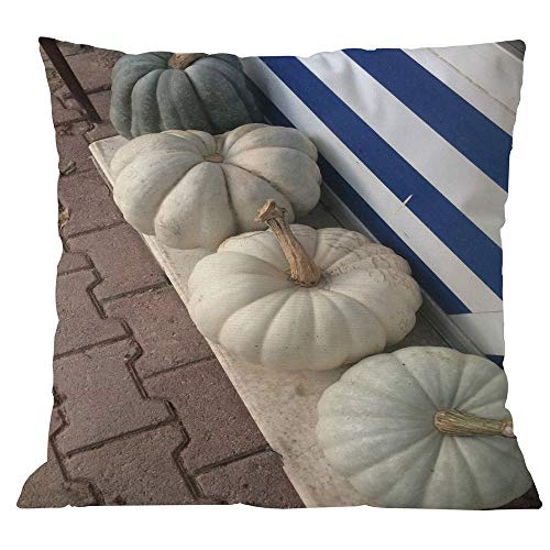 LOKODO Halloween Pillows Cover Decorative Pillow Case Sofa Car Waist Throw Cushion Cover 1818 inch