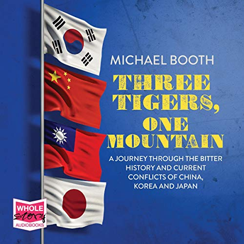Couverture de Three Tigers, One Mountain