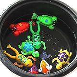 Catkoo Baby Paddle Wash Bath Giocattolo da Bagno Wind-up Animali Giocattoli Regalo di Natale per Bambini, Addestramento Perfetto Regali di Intelligenza per Bambini