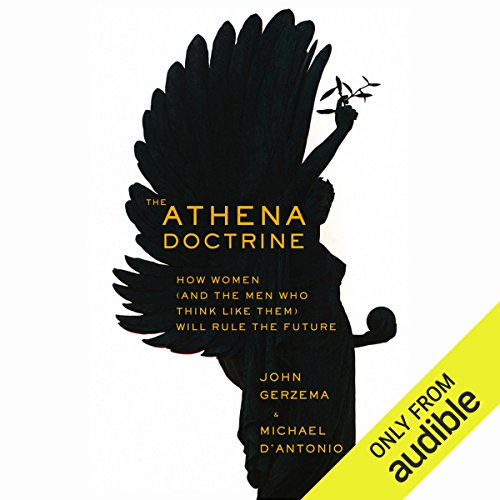 The Athena Doctrine audiobook cover art