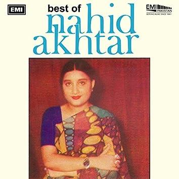 Best Of Nahid Akhtar