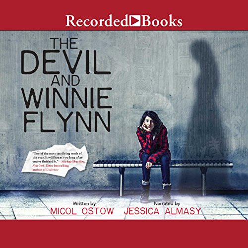 The Devil and Winnie Flynn audiobook cover art
