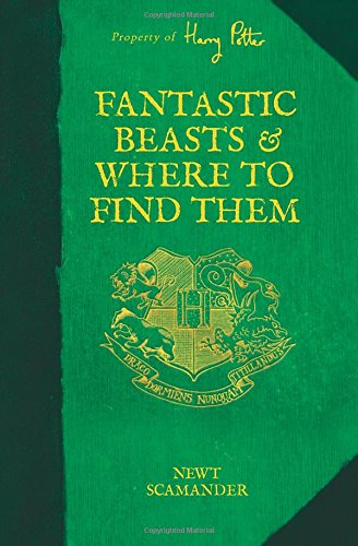 Fantastic Beasts & Where to Find Them (Harry Potter)