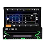 Best Eincar Car Stereos - 7 inch Retractable Touch Screen Car Stereo CD Review