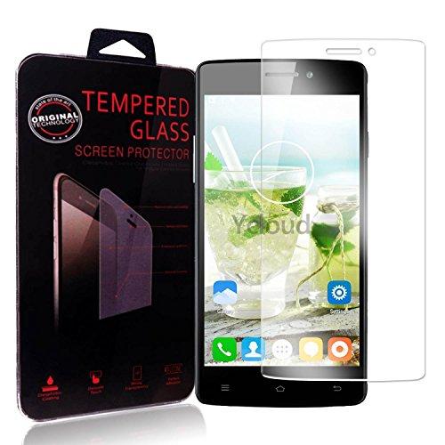 Ycloud Panzerglas Folie Schutzfolie Bildschirmschutzfolie für Cubot X12 screen protector mit Festigkeitgrad 9H, 0,26mm Ultra-Dünn, Abger&ete Kanten