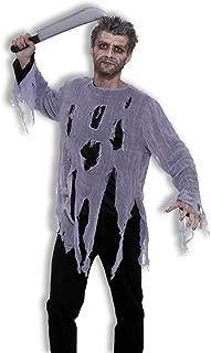 Men's Zombie Shirt Costume