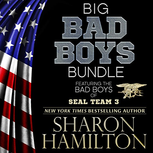 Big Bad Boys Bundle audiobook cover art