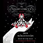 The Night Circus                   By:                                                                                                                                 Erin Morgenstern                               Narrated by:                                                                                                                                 Jim Dale                      Length: 13 hrs and 40 mins     19,488 ratings     Overall 4.3