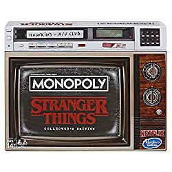 top 10 coolest monopoly boards Exclusive board game for over 14 years Stranger Things Collector's Edition