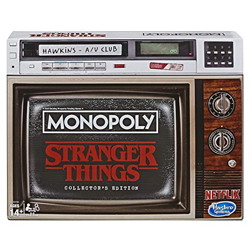 Monopoly: Stranger Things édition Collector - 0