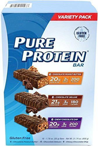 Pure Protein Bar SP. Limited Variety Peanut Las Vegas Mall 7 Alternative dealer Chocolate pk. But