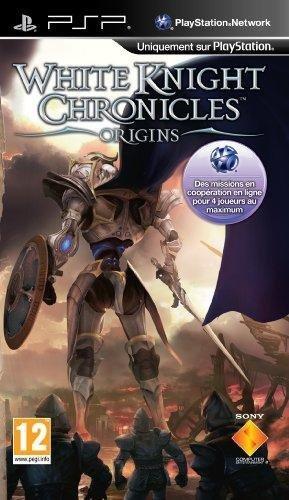White knight chronicles origins [Importación francesa]