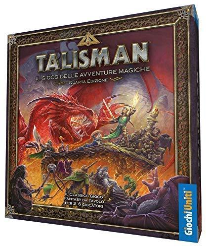 Giochi Uniti GU636 Talisman - Quarta Edizione - Scatola Base