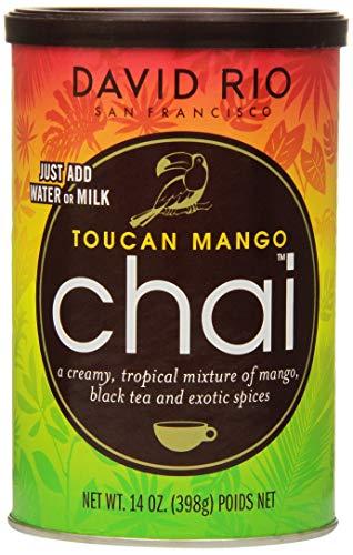 David Rio Chai Toucan Mango aus San Francisco, Pappwickeldose (1 x 398 g)