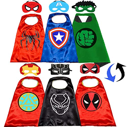 Superhero Capes for Kids - Superher…