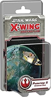 Fantasy Flight Games SWX72 Star Wars: X-Wing - Phantom II Board Game