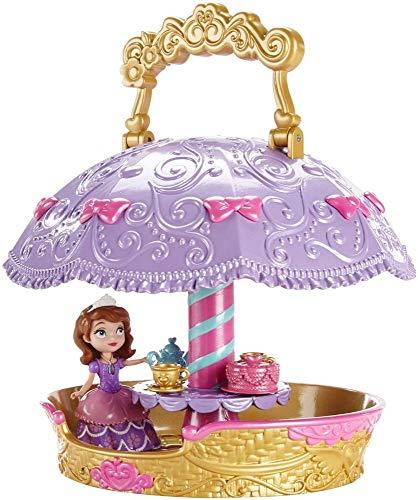 Princesse Sofia - CHJ31 - Mini-poupée - Sofia et sa Montgolfière