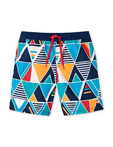 Schiesser Jungen Aqua Swimshorts Badeshorts, Mehrfarbig (Multicolor 1 904), (Herstellergröße: 164)