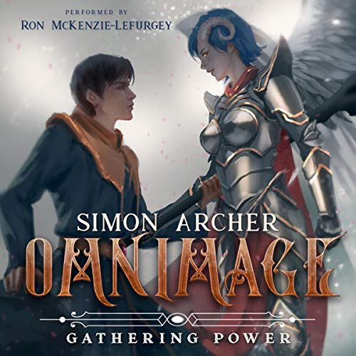 Gathering Power Audiobook By Simon Archer cover art