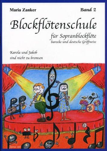 Blockflötenschule. Band 2