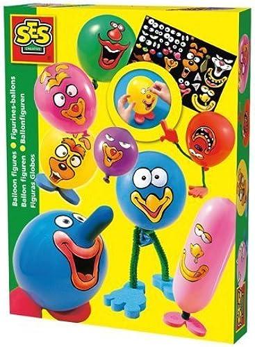 SES Creative Balloon Figures by SES Creative