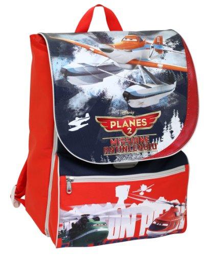 Giochi Preziosi - Planes Zaino Estensibile Multi con Super Gadget