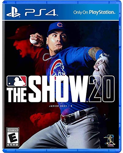 MLB The Show 20 for PS4 - PS4 Exclusive - ESRB Rated E (Everyone) - Max Number of Multi-Players: 8 - Sports Game - Releases 3/17/2020 (Renewed)