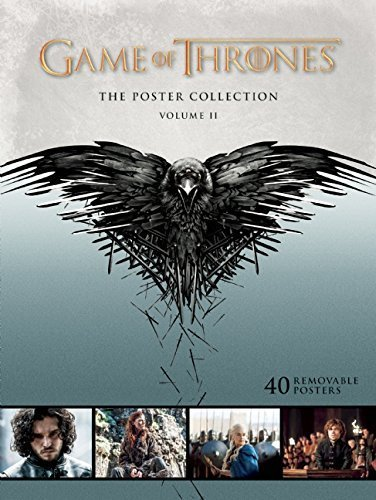 Game of Thrones: 40 Removable Posters: Poster Collection, Volume II: 2 by Insight Editions (2015-03-20)