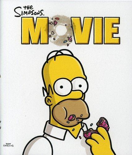 Simpsons Movie [Blu-ray] [Importado]