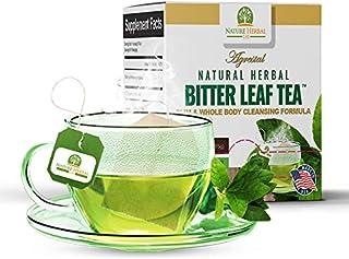 Bitter Leaf. Natural Herbal Bitter Leaf Tea. Anti-inflammatory, Antioxidant, Vitamin C, Digestion, Slim & Immune Booster S...